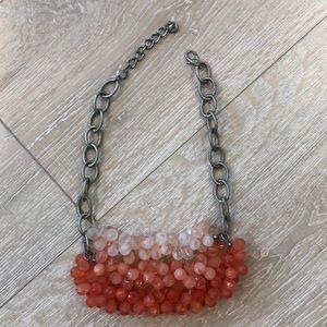Ann Taylor Loft beaded necklace